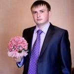 Готов ехать к невесте. Свадьба Сергея и Наталии в Старом Осколе на фото.