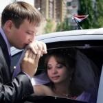 Нежность. Свадьба Сергея и Наталии в Старом Осколе на фото.