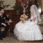 Свадьба Сергея и Анны, февраль 2010 год.