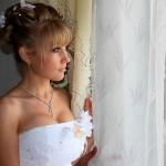 Невеста - свадьба Дмитрия и Светланы. Сентябрь 2009 год, г. Губкин - Белгород.