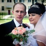 Свадьба Олега и Жанны, апрель 2010 год