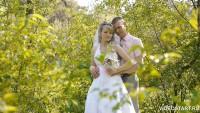 Евгений и Надежда - свадьба в Ст. Осколе 2013 год