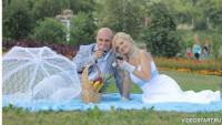 Свадьба Олега и Ольги. Июль 2013.