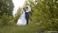 Даниил и Анастасия - свадебное видео 2013 год