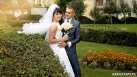 Видеосъемка в Старом Осколе. Свадьба Саши и Насти, сентябрь 2013 год.