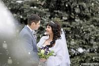 Свадьба в Губкине зимой