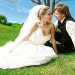Свадьба в Старом Осколе. Никита и Татьяна - апрель 2011 год.