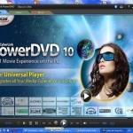 Проирыватель CyberLink PowerDVD 10