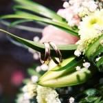 Свадебный колечки