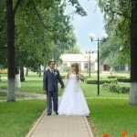 Свадебные фотки в г. Губкин