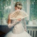Фото на свадьбе - город Губкин 89045361701