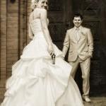 Свадебная фотосъёмка в Губкине