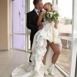Фото на свадьбе Константина и Натальи