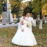Свадьба в Губкине на Белгородщине 23 октября 2010 год. Евгений и Тамара.