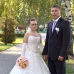 Свадьба в Губкине Белгородской области